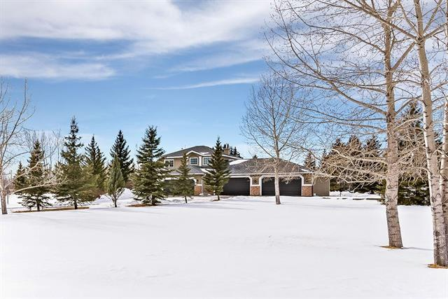 32 Meadow Bay, Rural Rocky View County, AB T3R 1A7 (#C4233047) :: The Cliff Stevenson Group