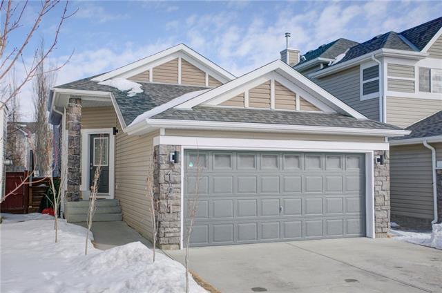 121 Cougar Plateau Mews SW, Calgary, AB T3H 5S1 (#C4233054) :: Calgary Homefinders