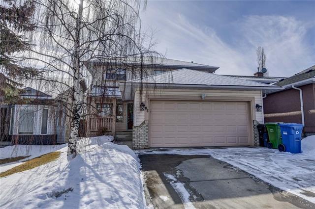 85 Harvest Glen Way NE, Calgary, AB T3K 4J3 (#C4233055) :: Redline Real Estate Group Inc