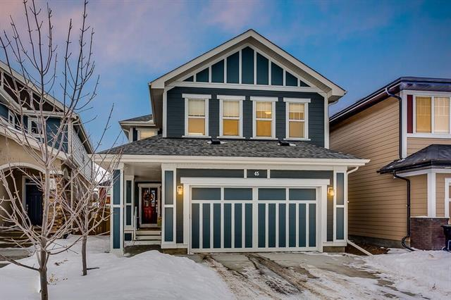 45 Mahogany Lane SE, Calgary, AB T3M 2J8 (#C4233063) :: The Cliff Stevenson Group