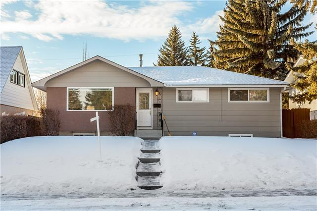 807 Seattle Drive SW, Calgary, AB T2W 0M9 (#C4233072) :: Calgary Homefinders