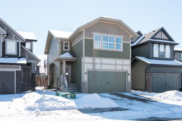357 Clydesdale Way, Cochrane, AB T4C 0X2 (#C4233074) :: Canmore & Banff