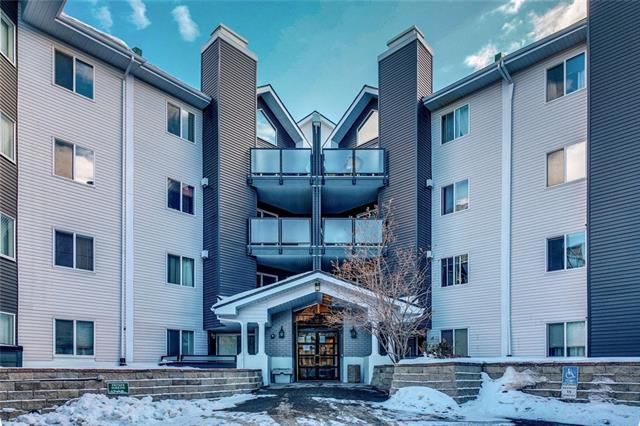 30 Sierra Morena Mews SW #303, Calgary, AB  (#C4233080) :: Calgary Homefinders