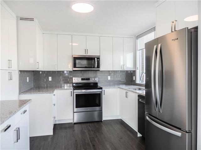 145 Point Drive NW #1207, Calgary, AB T3B 4W1 (#C4233082) :: Redline Real Estate Group Inc