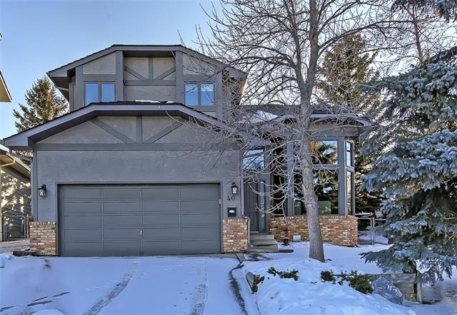 40 Stratton Hill Rise SW, Calgary, AB T3H 1X7 (#C4233084) :: Redline Real Estate Group Inc