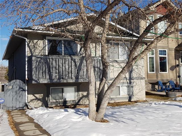 4506 A & B 70 Street NW, Calgary, AB T3B 2K6 (#C4233089) :: The Cliff Stevenson Group