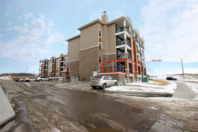 3727 Sage Hill Drive NW #1105, Calgary, AB  (#C4233094) :: The Cliff Stevenson Group