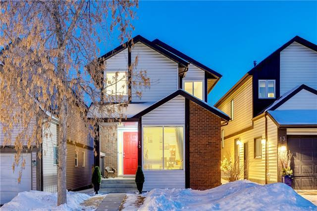 15 Strathcona Crescent SW, Calgary, AB T3H 1K9 (#C4233115) :: Calgary Homefinders
