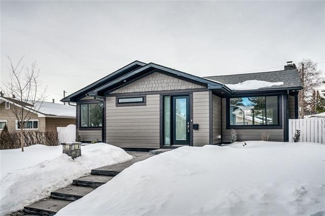 6 Butte Place NW, Calgary, AB T2L 1P2 (#C4233139) :: The Cliff Stevenson Group