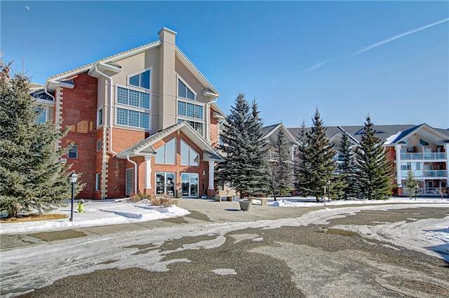 6868 Sierra Morena Boulevard SW #131, Calgary, AB  (#C4233171) :: Calgary Homefinders