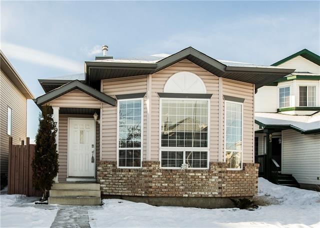 79 Harvest Rose Circle NE, Calgary, AB T3K 4M6 (#C4233181) :: Redline Real Estate Group Inc