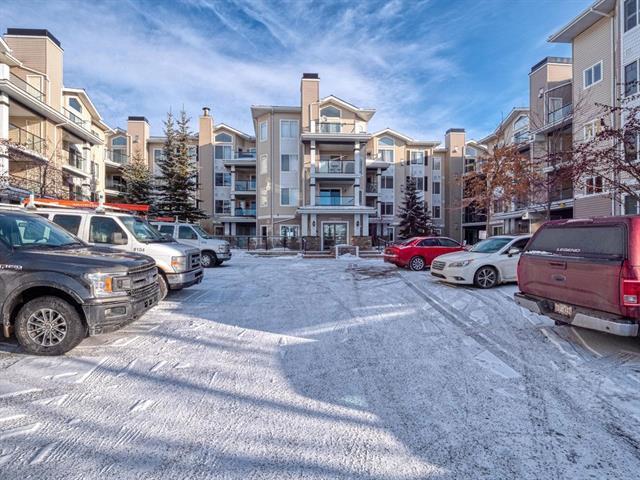 369 Rocky Vista Park NW #312, Calgary, AB T3G 5K7 (#C4233205) :: Redline Real Estate Group Inc