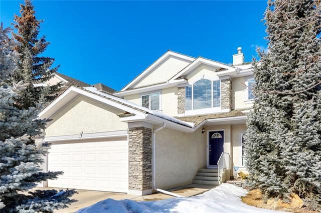 12 Sienna Heights Way SW, Calgary, AB T3H 3T8 (#C4233212) :: Calgary Homefinders