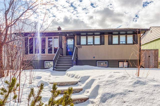2411 22 Avenue SW, Calgary, AB T2T 0T1 (#C4233235) :: Calgary Homefinders