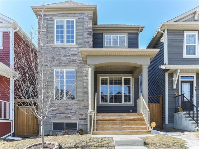 229 Cranford Park SE, Calgary, AB T3M 2C6 (#C4233261) :: Calgary Homefinders
