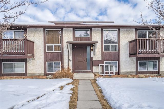 104 Sabrina Way SW #6, Calgary, AB T2W 2N6 (#C4233265) :: Calgary Homefinders