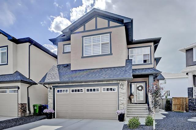 148 Baysprings Court SW, Airdrie, AB T4B 3X7 (#C4233266) :: The Cliff Stevenson Group