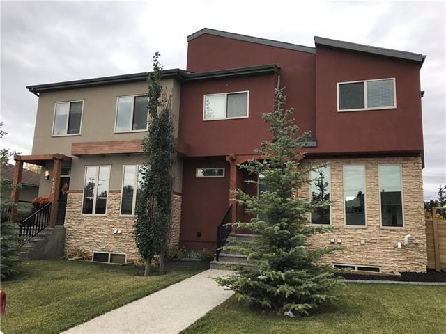 4121 7 Avenue SW, Calgary, AB T3C 0E3 (#C4233277) :: The Cliff Stevenson Group