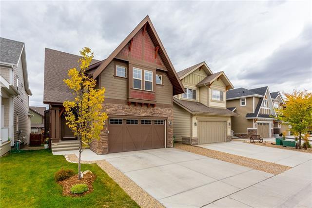 152 Riviera Way, Cochrane, AB T4C 0V4 (#C4233284) :: Redline Real Estate Group Inc