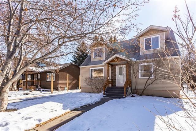 443 31 Avenue NW, Calgary, AB T2M 2P5 (#C4233300) :: The Cliff Stevenson Group