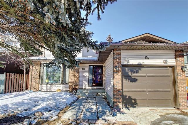 64 Castlefall Grove NE, Calgary, AB T3J 1L3 (#C4233320) :: Redline Real Estate Group Inc