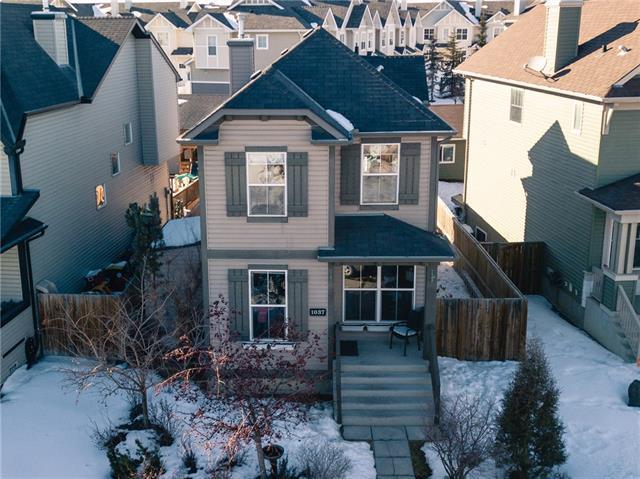 1037 New Brighton Gardens SE, Calgary, AB T2Z 4X2 (#C4233348) :: Calgary Homefinders