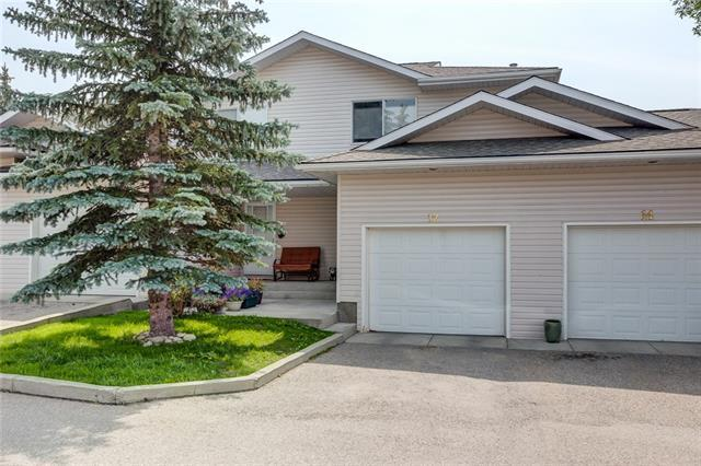 604 Griffin Road W #12, Cochrane, AB T4C 1X2 (#C4233376) :: Redline Real Estate Group Inc