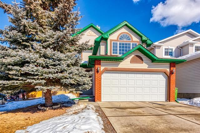 257 Arbour Ridge Park NW, Calgary, AB T3G 4C6 (#C4233381) :: The Cliff Stevenson Group