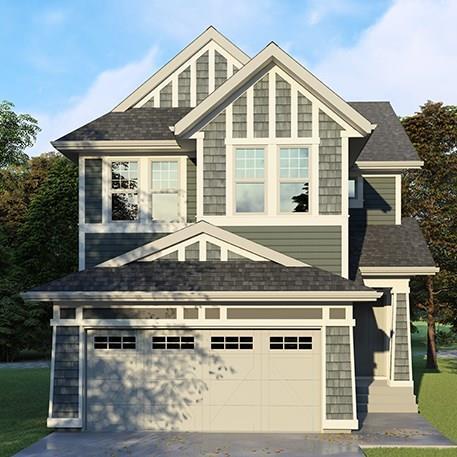 16 Sunrise Common, Cochrane, AB T4C 0Z9 (#C4233395) :: Redline Real Estate Group Inc