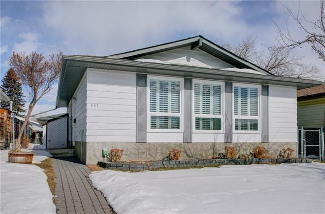 467 Huntley Way NE, Calgary, AB T2K 4Z7 (#C4233425) :: Calgary Homefinders