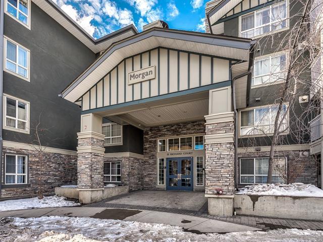 35 Richard Court SW #335, Calgary, AB T3E 7N9 (#C4233433) :: Calgary Homefinders
