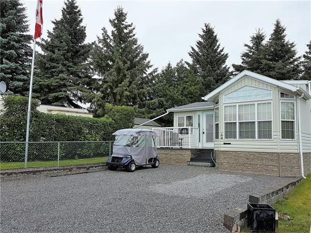 48 Carefree Resort, Rural Red Deer County, AB T4G 0K6 (#C4233500) :: Calgary Homefinders