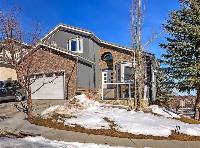 40 Signal Hill Way SW, Calgary, AB T3H 2M2 (#C4233513) :: Calgary Homefinders
