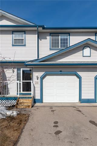 33 Stonegate Drive #30, Airdrie, AB T4B 2V9 (#C4233520) :: Redline Real Estate Group Inc
