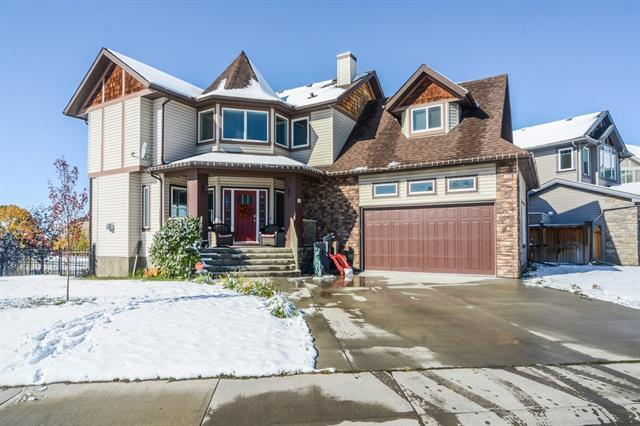 1605 Montgomery Way SE, High River, AB T1V 0B8 (#C4233536) :: Canmore & Banff