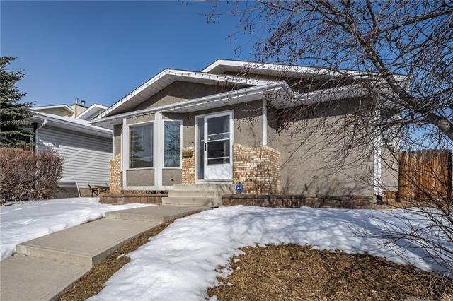 128 Millbank Drive SW, Calgary, AB T2Y 2H3 (#C4233582) :: Redline Real Estate Group Inc