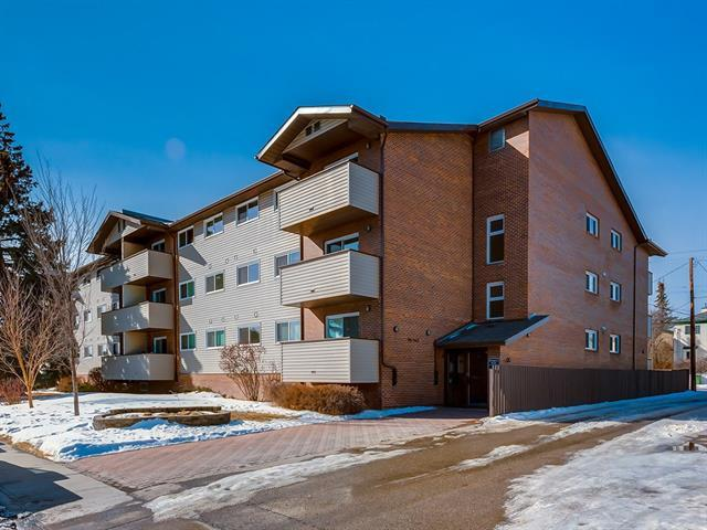 1917 24A Street SW #106, Calgary, AB T3E 1V4 (#C4233599) :: Calgary Homefinders