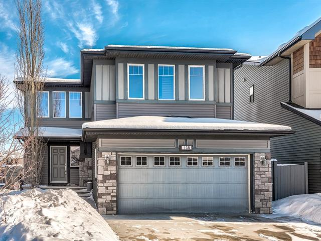 138 Cooperstown Lane SW, Airdrie, AB T4B 0Z9 (#C4233605) :: Calgary Homefinders