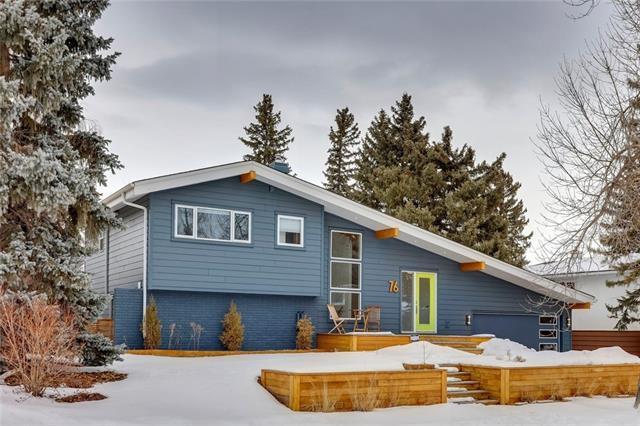76 Cherovan Drive SW, Calgary, AB T2V 2P2 (#C4233607) :: The Cliff Stevenson Group