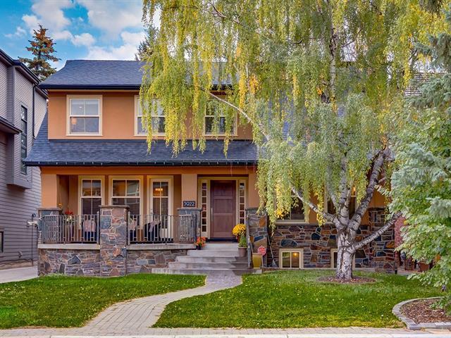 3922 4 Street SW, Calgary, AB T2S 1Y5 (#C4233613) :: Redline Real Estate Group Inc
