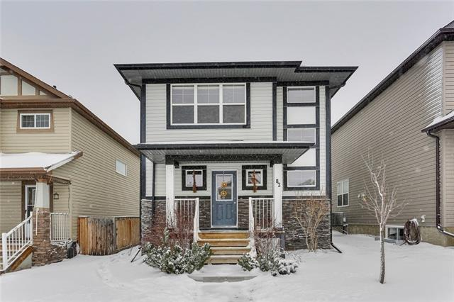 82 Cimarron Grove Close, Okotoks, AB T1S 0H5 (#C4233625) :: Calgary Homefinders