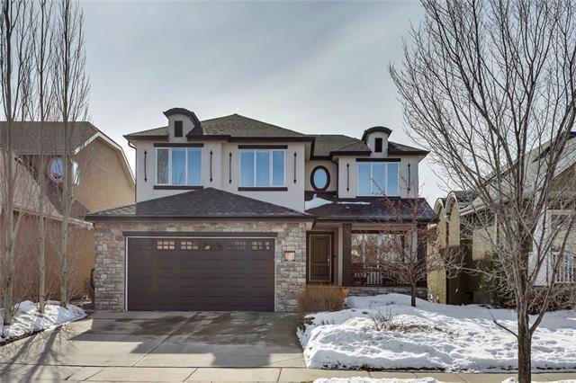 225 Tuscany Estates Rise NW, Calgary, AB T3L 0B3 (#C4233630) :: Calgary Homefinders