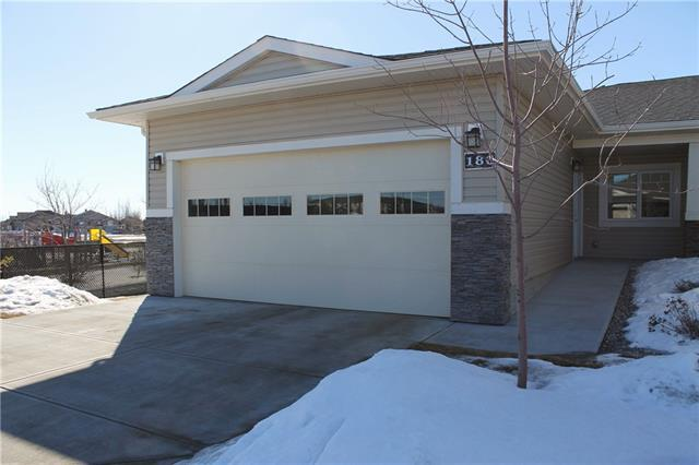 186 Cambridge Glen Drive, Strathmore, AB T1P 0E6 (#C4233636) :: Redline Real Estate Group Inc