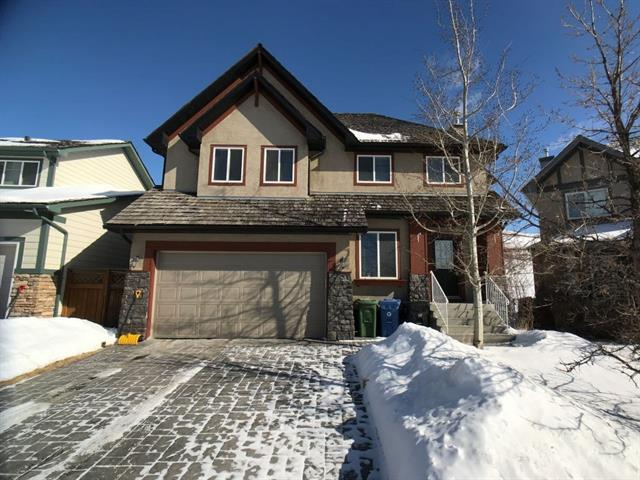 101 Hidden Creek Park NW, Calgary, AB T3A 6C6 (#C4233669) :: The Cliff Stevenson Group