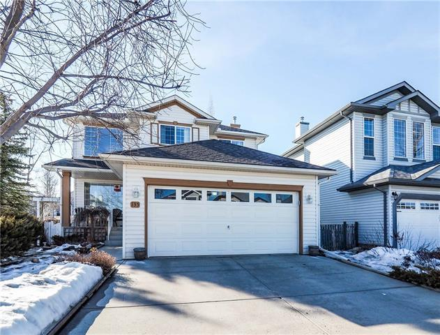 135 Bridlewood Drive SW, Calgary, AB T2Y 3T2 (#C4233674) :: Redline Real Estate Group Inc