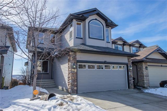 196 Tuscany Ridge Crescent NW, Calgary, AB T3L 3C5 (#C4233679) :: Calgary Homefinders