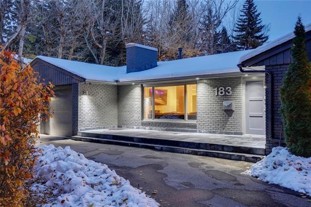 183 Eagle Ridge Drive SW, Calgary, AB  (#C4233683) :: Redline Real Estate Group Inc
