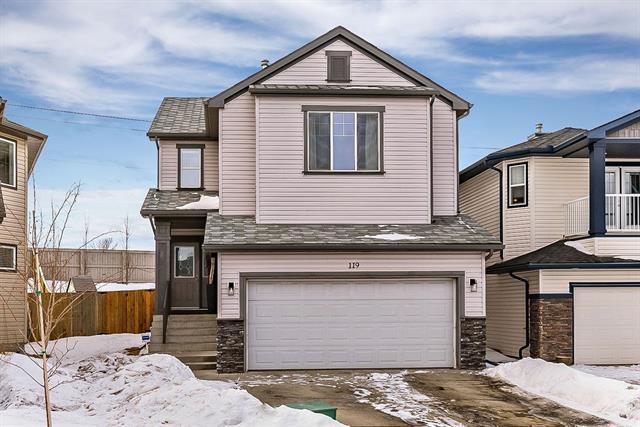 119 Cimarron Grove Circle, Okotoks, AB T1S 2M1 (#C4233690) :: Calgary Homefinders