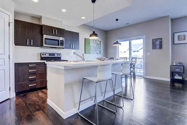 881 Sage Valley Boulevard NW #207, Calgary, AB T3R 0R1 (#C4233708) :: Canmore & Banff