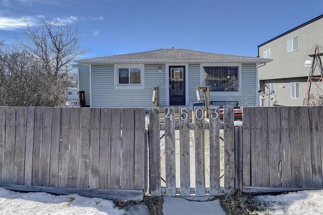 4503 Bowness Road NW, Calgary, AB T3B 0A9 (#C4233710) :: The Cliff Stevenson Group